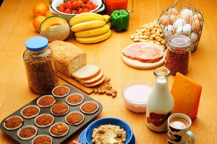 Раздельное питание - польза и вред, основные принципы для похудения, таблица совместимости продуктов